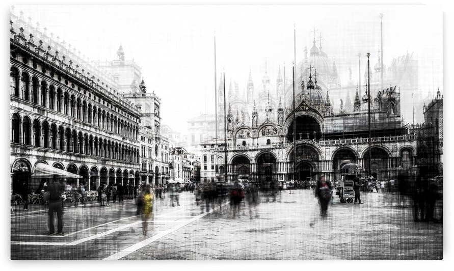 Piazza San Marco by 1x