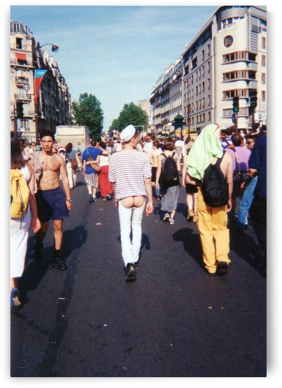 Paris Pride June 1998 by Antonio Pappada