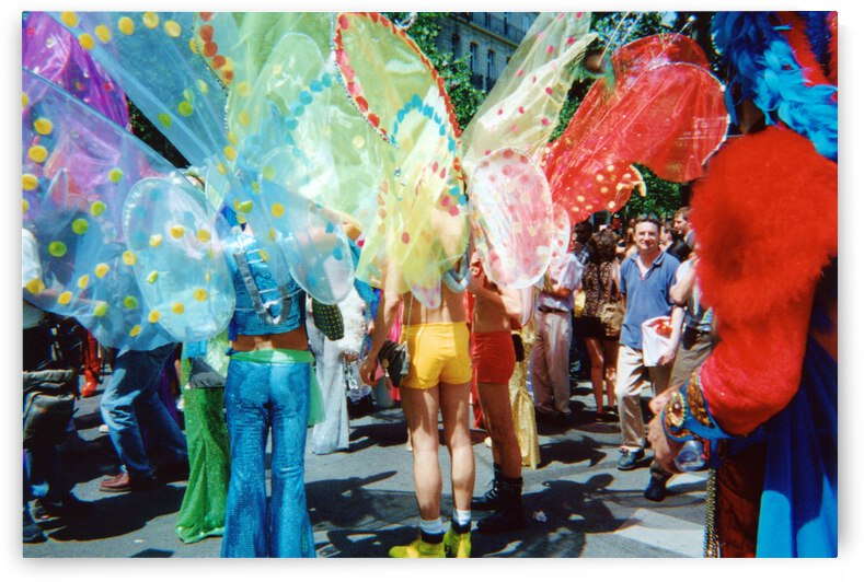 Paris Pride June 1998 4 by Antonio Pappada