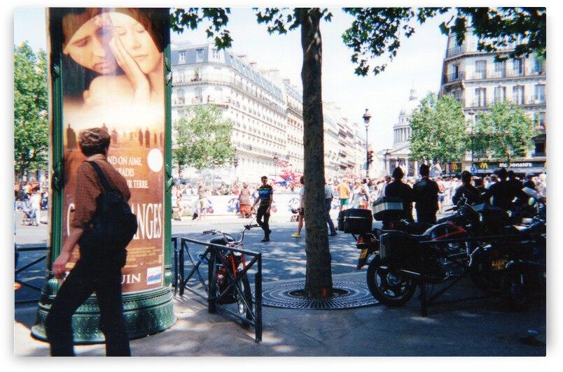 Paris Pride June 1998 2 by Antonio Pappada