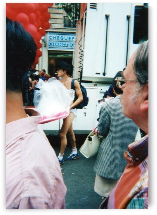 Paris Pride July 1999  4 by Antonio Pappada