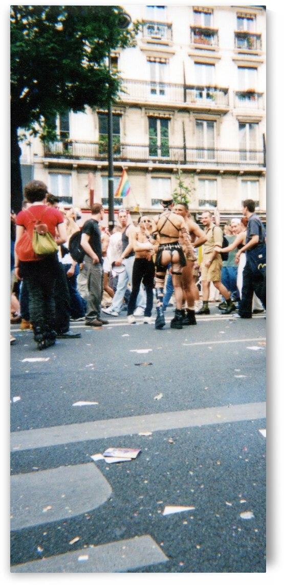 Paris Pride July 1999  2 by Antonio Pappada