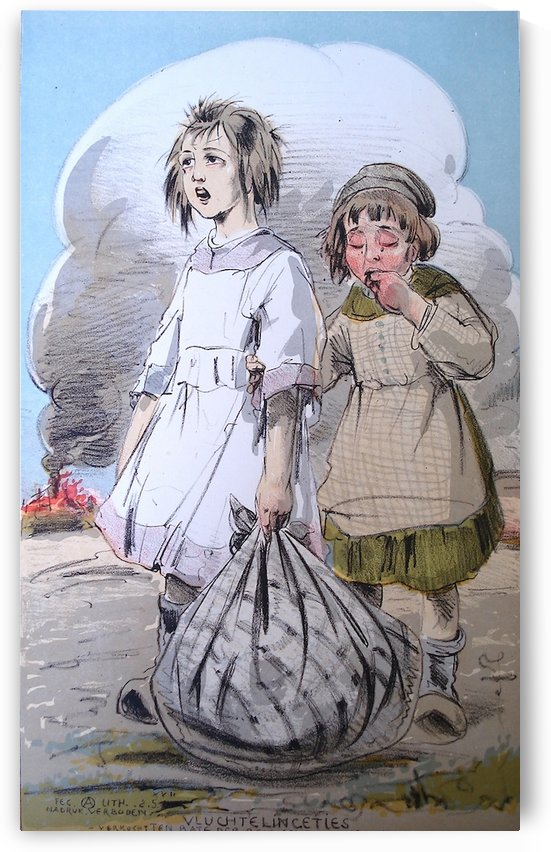Orphans by VINTAGE POSTER