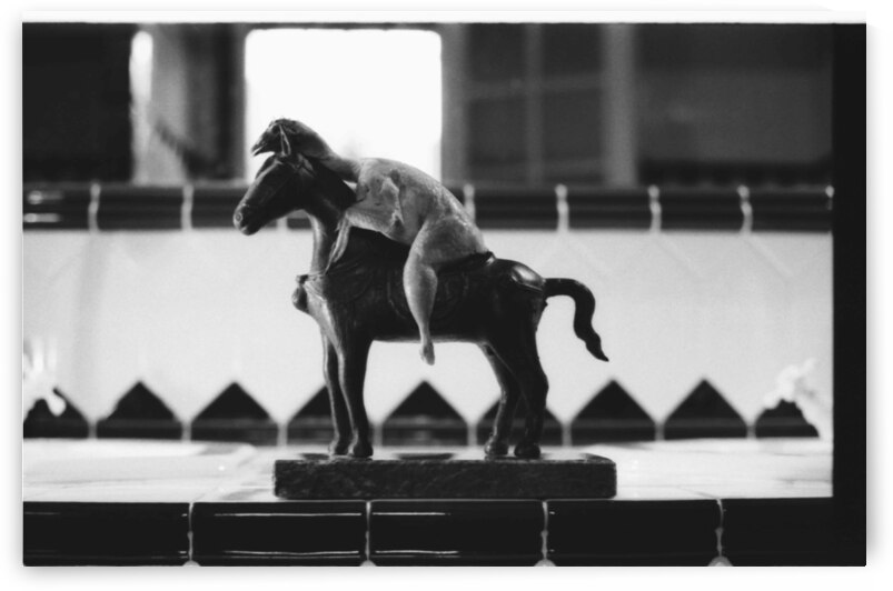 Pale Horse original picture by Antonio Pappada