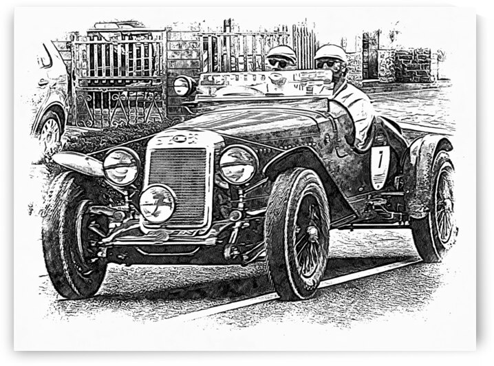 Debonair Drivers by Dorothy Berry-Lound