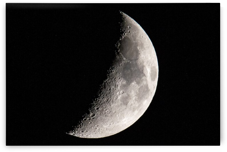 39% Waxing Crescent 6-16-21. by Jerrid Lavoie
