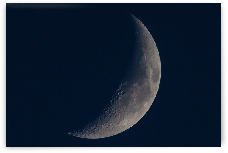 29% Waxing Crescent 6-15-21. by Jerrid Lavoie