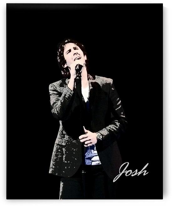 Josh Groban in Concert by Ellen Barron O-Reilly