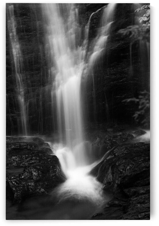Moss Glen Falls 2 bnw by Dimitry Papkov