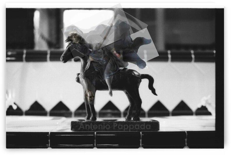Pale Horse  by Antonio Pappada