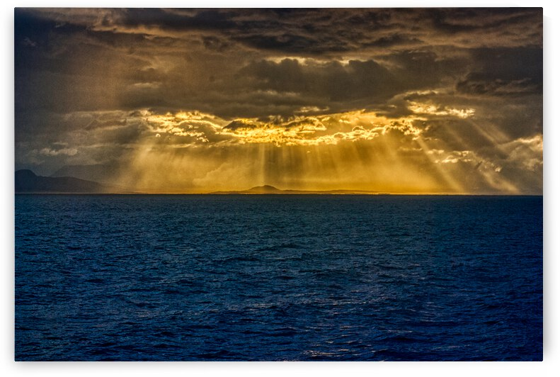 Waves To Heaven by Evan Hodson Photography