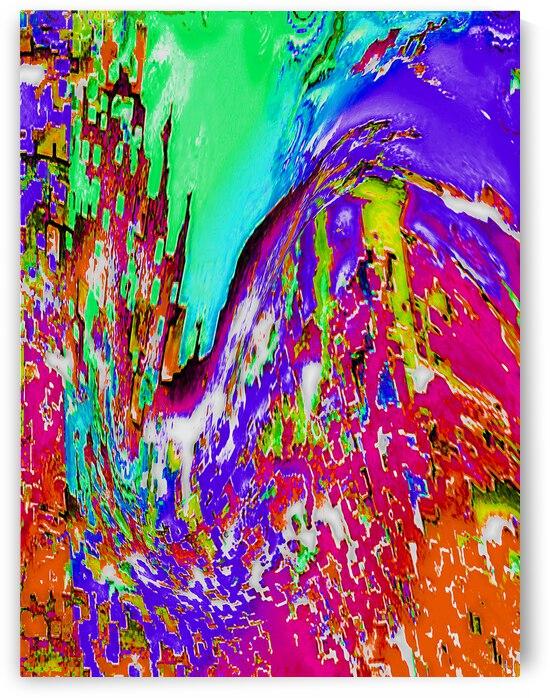 Exuberance by Helmut Licht