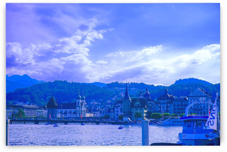On the Shores of Lake Lucerne by 360 Studios