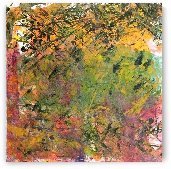 Serie sous-bois - Undergrowth 1 by Sylvie Marie Heroux