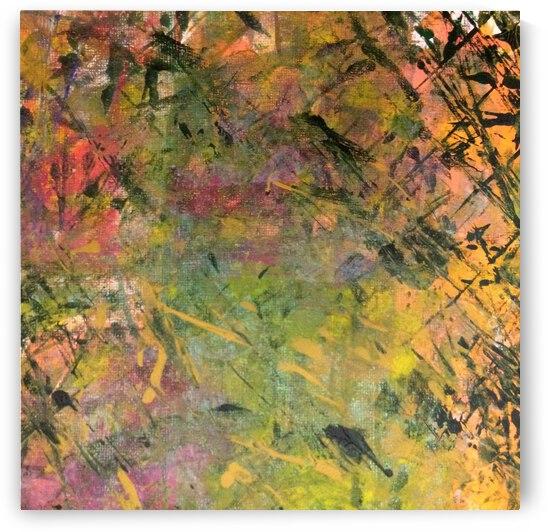 Serie sous-bois - Undergrowth 2 by Sylvie Marie Heroux