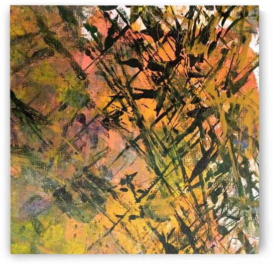 Serie sous-bois - Undergrowth 3 by Sylvie Marie Heroux