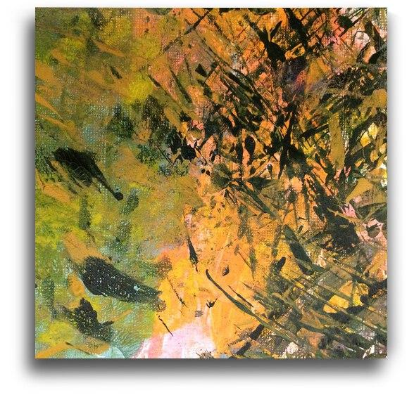 Serie sous-bois - Undergrowth 4 by Sylvie Marie Heroux