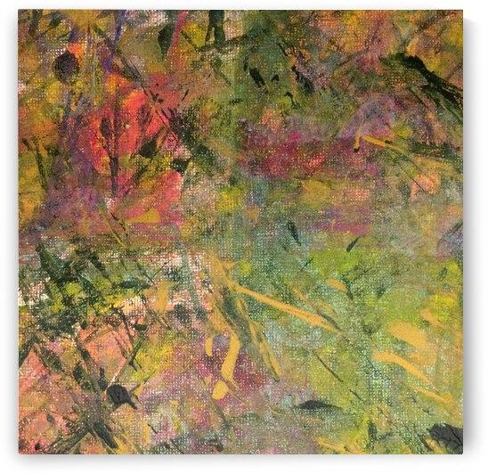 Serie sous-bois - Undergrowth 5 by Sylvie Marie Heroux
