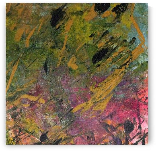 Serie sous-bois - Undergrowth 6 by Sylvie Marie Heroux