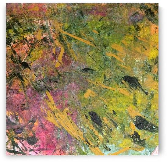 Serie sous-bois - Undergrowth 7 by Sylvie Marie Heroux