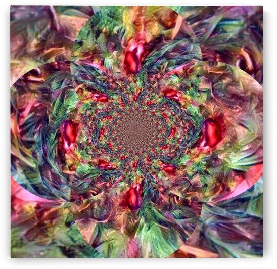 Rainbow Portal by Jenn Rosner