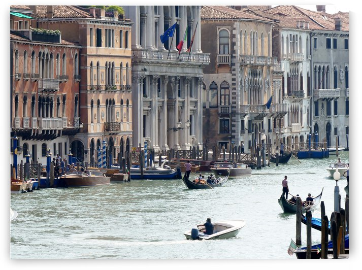 Venice by Astrid Lutz