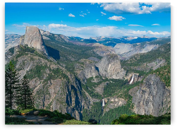 Yosemite View II by BCALI