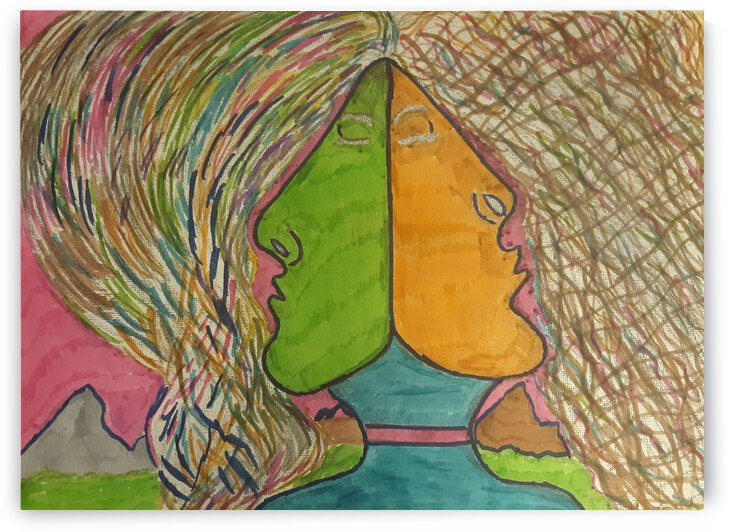 Two Faced by Shaunese Johnson