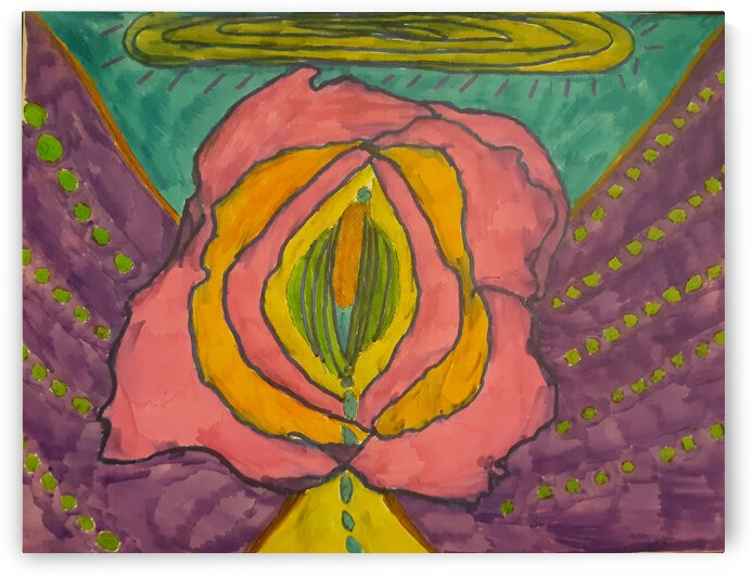 The Flower Within by Shaunese Johnson