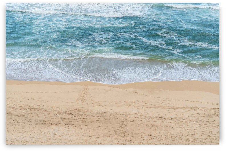 Beach Sand Water by BCALI