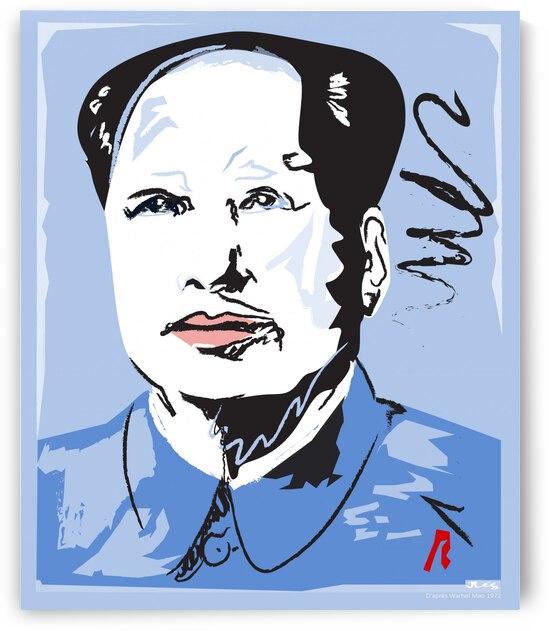 Warhol Mao by JLeg