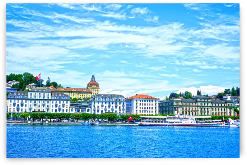 Waterfront   Lucerne Switzerland 2 of 3 by 24