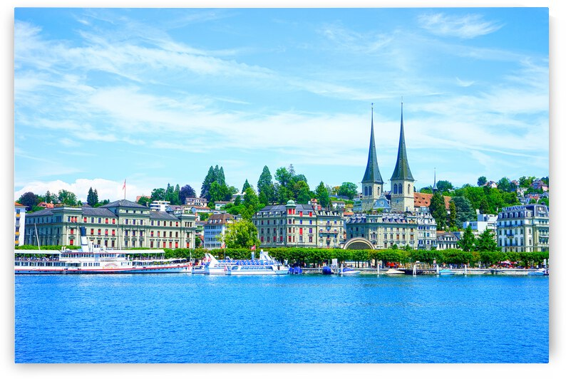 Waterfront   Lucerne Switzerland 1 of 3 by 24