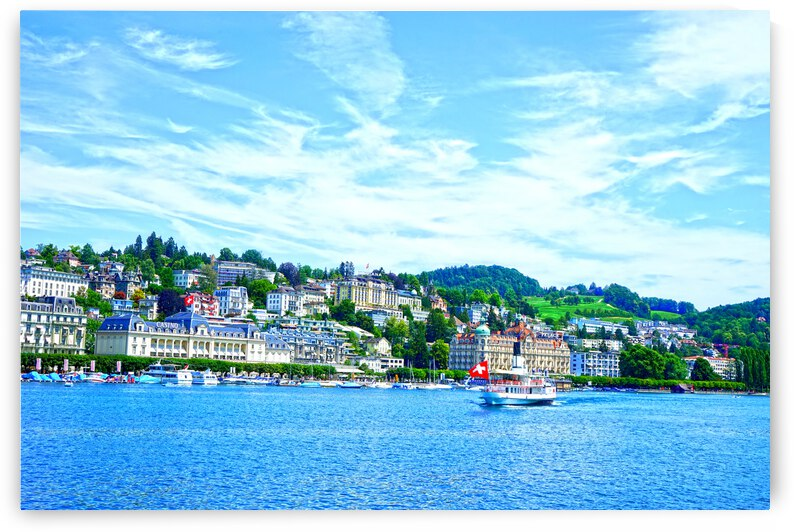 Waterfront   Lucerne Switzerland 3 of 3 by 24
