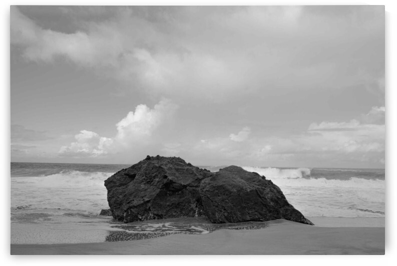 Solitary Rock by BCALI