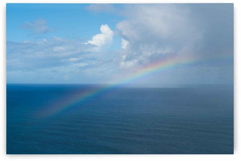 Rainbow over the Sea by BCALI