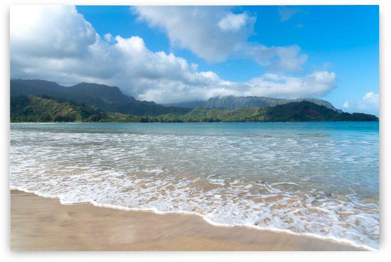 Hanalei Bay Beach by BCALI