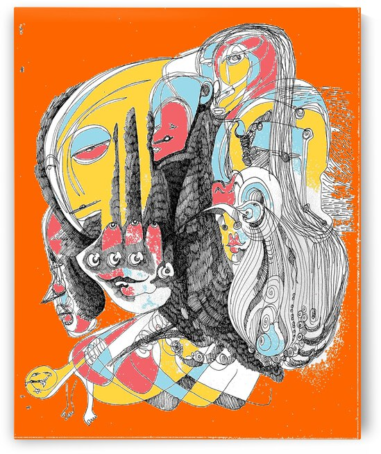 PEACOCK by JEREMIAH KAUFFMAN by Lynn Kauffman