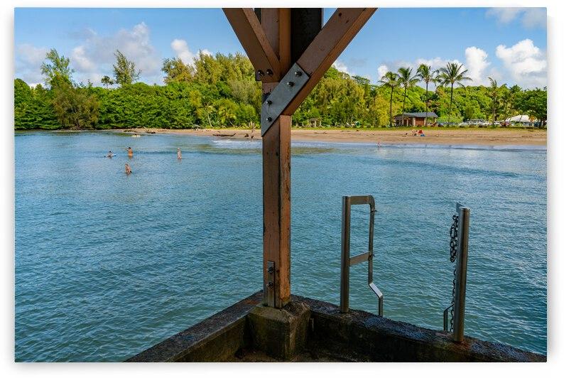 Hanalei Pier View by BCALI