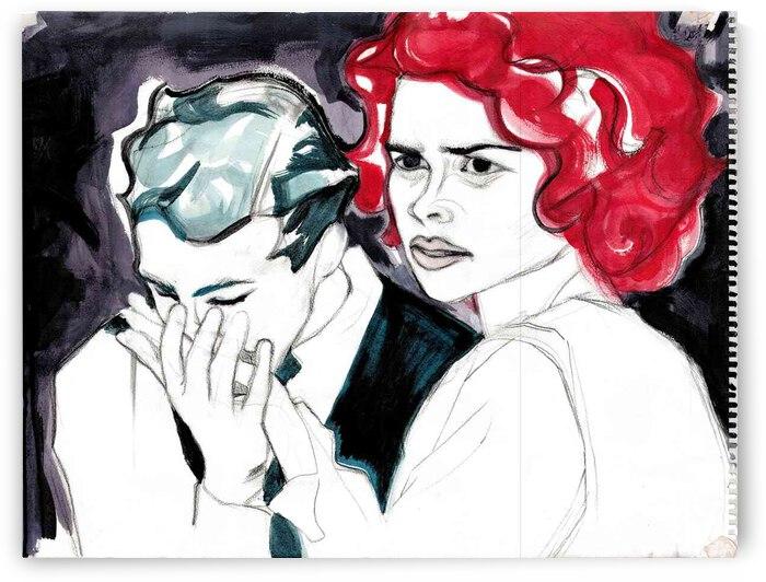 Hand Kiss by Lauren V