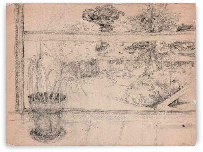 Window Landscape by Lauren V