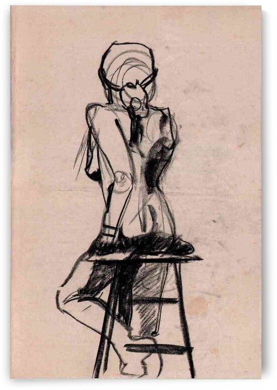 figure 29 Chair by Lauren V