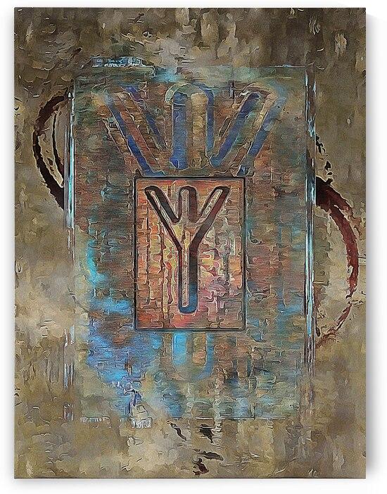 Algiz by Dorothy Berry-Lound
