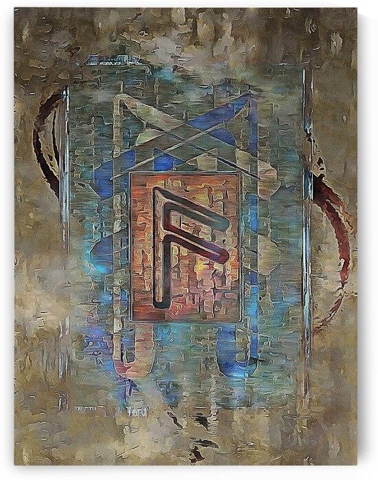 Ansuz by Dorothy Berry-Lound