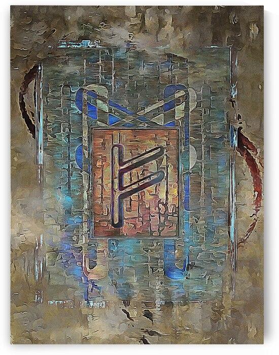 Fehu by Dorothy Berry-Lound