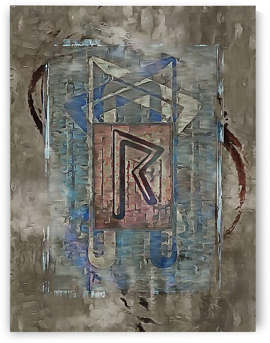 Raidho by Dorothy Berry-Lound