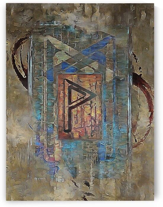 Wunjo by Dorothy Berry-Lound