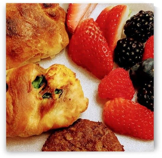 Breakfast by Derica Geter