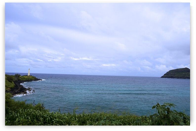 Ninini Point Lighthouse Kauai Hawaii by 24