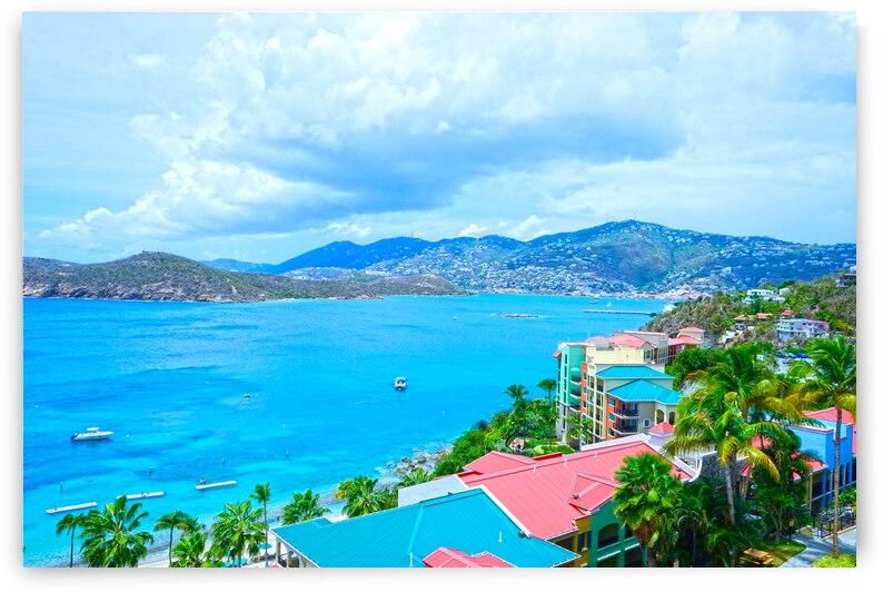 Pacquereau Bay Saint Thomas Caribbean Islands by 24